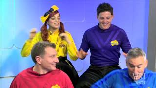 The Wiggles Sing With WSJ's Lee Hawkins