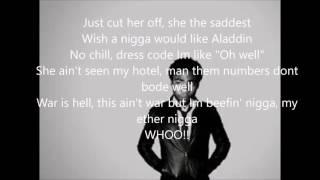 Childish Gambino  No Fucks Given Lyrics