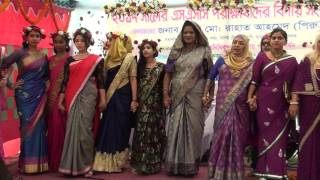Anandamoyee Girls High School - SSC Students Farewell Video 4