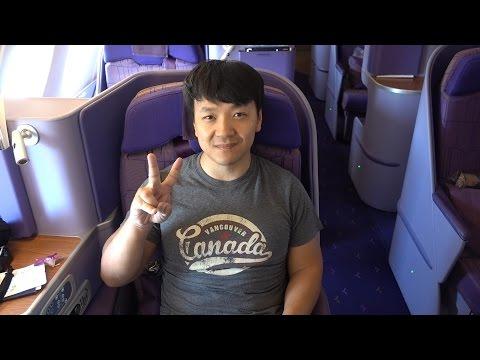 Xxx Mp4 Flying Thai Airways ANA BUSINESS CLASS New York To Bangkok 3gp Sex