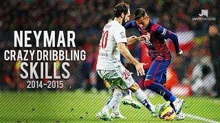 Neymar Jr ● Crazy Dribbling Skills ● 2014/2015 HD