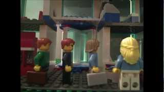 Lego City - The Earthquake Disaster!