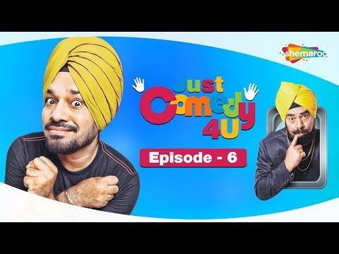 Just Comedy 4u | Punjabi Web Series | HD | Episode 6 | With Gurpreet Ghuggi - B N Sharma