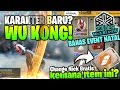 Download Video Download KARAKTER WU KONG!? ITEM CHANGE NICK KEMANA? BAHAS EVENT NATAL! - Garena Free Fire 3GP MP4 FLV