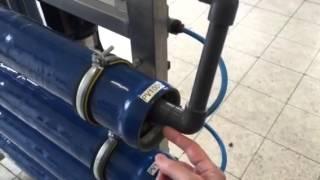 Filmtec SW30-4040 membrane