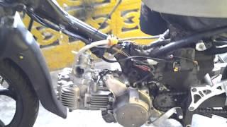 Kriss 110 full power 135 cc.sayang joki bodoh...!!