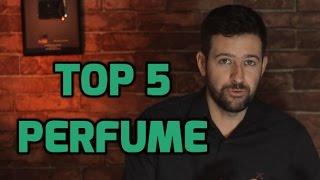TOP 5 Perfume Masculino 2016 - Melhores Perfumes