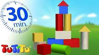 TuTiTu Specials | Wooden Blocks | Toys For Toddlers | 30 Minutes Special