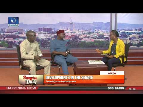 APC PDP Chieftains Disagree Over Reasons For NASS Blockade By Security Operatives Pt.3