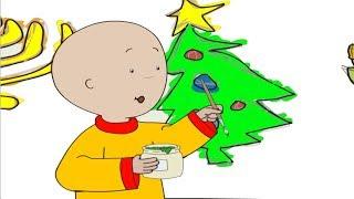 Caillou Season 4 All Episodes NON STOP | Christmas Cartoons for kids Special Funny Animated Cartoon