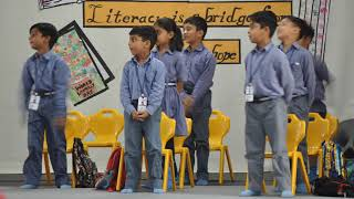Special Assembly P2 C Literacy The Modern School ECNCR