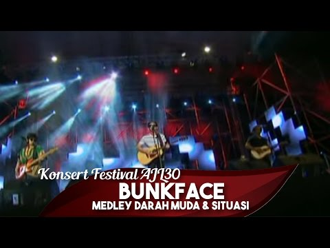 Konsert Festival AJL30 | Bunkface |Medley Darah Muda & Situasi