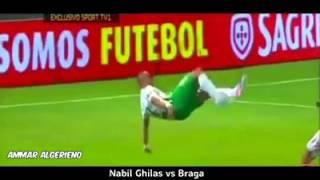 أرواع أهداف اللاعبين الجزائريين في الملاعب الأوروبية .. شاهد و استمتع