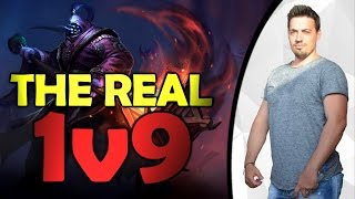 HAYATE   THE REAL 1v9 - JAX
