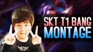 Bang Montage - Best ADC Plays in World 2015