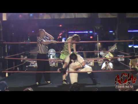 Betsy Ruth VS Lucky O'Shea ACW Underground