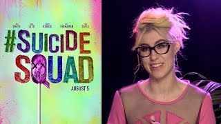 Actual Suicide Squad Movie Review + Snot Girl