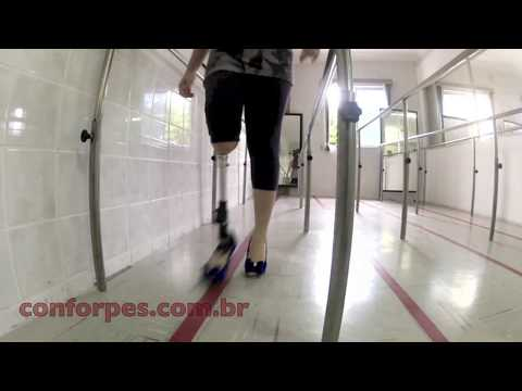 Protese 8 cm de Salto Alto Giovana Ortopedia Conforpés