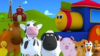 BOB LE TRAIN ALLA À LA FERME   Bob, Farm Adventure