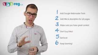 Six SEO tips for absolute beginners   123-reg
