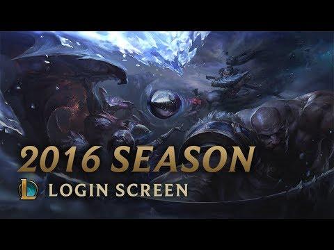 Xxx Mp4 2016 Season Login Screen League Of Legends 3gp Sex