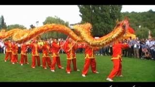 KenningProductions.com | čínský tanec draka/ Chinese dragon dance