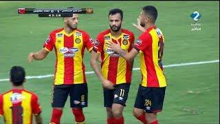 أهداف مباراة الترجي 2-0 اتحاد تطاوين   الدوري التونسي 2018/2019 الجولة 1