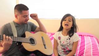 What's up What's Going On  4 Non Blondes Acoustic Cover Jorge and Alexa Narvaez
