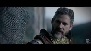 King Arthur Legend of the Sword - Uther scene