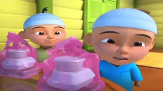 Upin Ipin Terbaru - The Best Cartoons - Upin & Ipin Full Best Compilation Episodes Cartoon #5