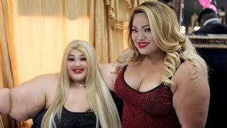 500lb Beautician Making Plus-Size Women Feel Beautiful