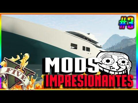 GTA V ONLINE 1.26 - MODS IMPRESIONANTES EP.3 /  MOD MENU DARK HORSE [DEX]   GTA V ONLINE 1.28