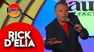 Rick D'Elia | Hooters & Straws | Laugh Factory Las Vegas Stand Up Comedy