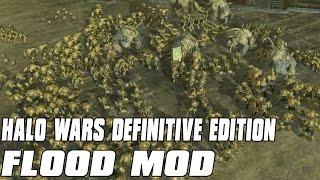 Halo Wars Definitive Edition - Flood Mod