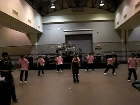 Baile Sorpresa Pachuco & Baila esta Kumbia 11 15 08
