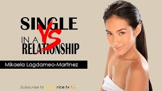 Single vs In a Relationship featuring Mikaela Lagdameo-Martinez on The Cave Ep 27