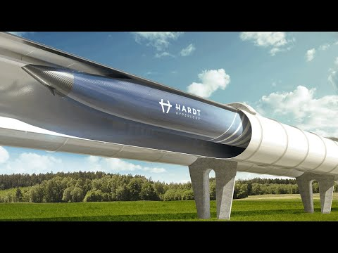 The Race to Build the World s First Hyperloop
