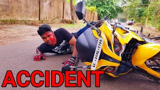 ACCIDENT DUE TO CARELESSNESS | SAFETY AWARENESS | SAFETY GEAR , RIDING ARMOUR |Banggood.com