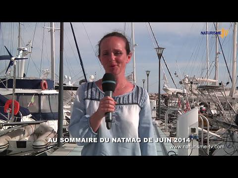 Vidéo Naturisme TV Natmag 30 Juin 2014 La bande annonce