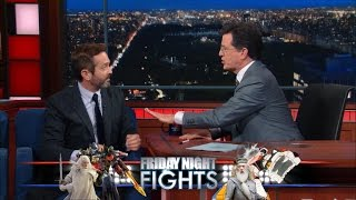 Friday Night Fights with Thomas Lennon