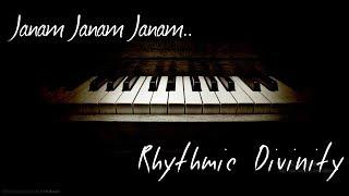 Janam Janam Janam.....dilwale Piano tutorial with key notes by Pranay Jaiswal