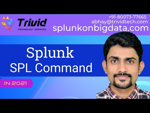 Splunk Search Processing Language ( Commands for Developers )