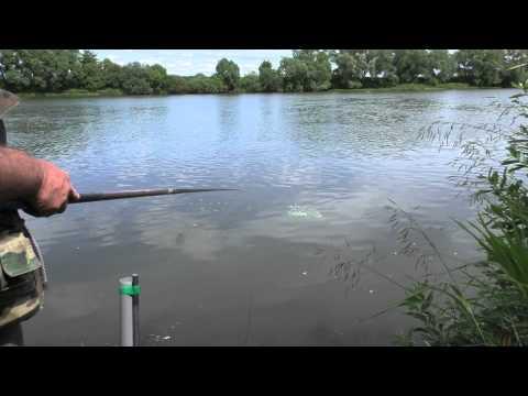 рыбалка получи верхней москва реке видео