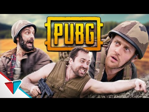 Xxx Mp4 PUBG Logic Supercut Funny Skits About Player Unknowns Battlegrounds Viva La Dirt League VLDL 3gp Sex