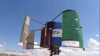 ألوان محلية ||براميل الموت يحولها السوريون إلى مصدر لتوليد الطاقة الكهربائية