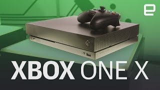 Xbox One X | First Look | E3 2017