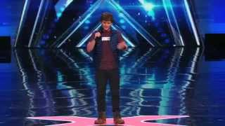 Drew Lynch - Audition  (Americas Got Talent 2015)