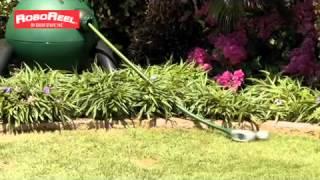 RoboReel Water Hose Reel - One Touch Retraction
