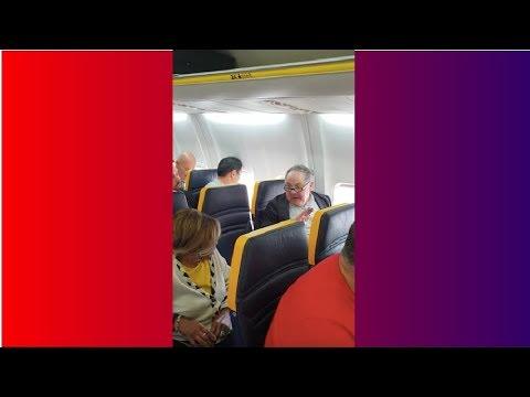 Xxx Mp4 Man Refuses To Sit Next Elderly BIack Woman On Ryanair Flight To London 3gp Sex