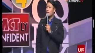 Aksi Standup Comedy Pras Teguh @SUCI 4 babak 1 Yang Bikin ngakak